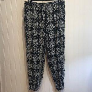 Pants - Flowy pants